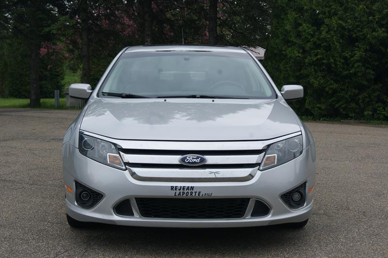 2010 Ford Fusion SPORT AWD Used for sale in SaintNorbert at