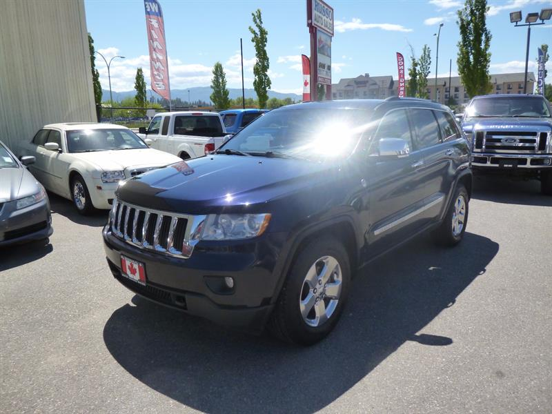 2011 Jeep Grand Cherokee Limited 4x4 #A7954