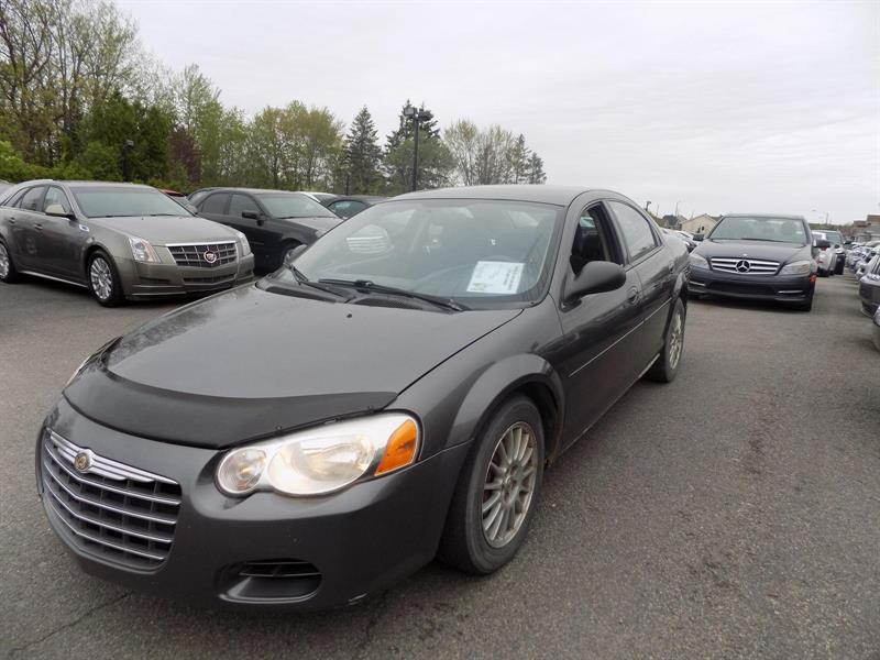 Chrysler Sebring 2004 Base #PAT7037