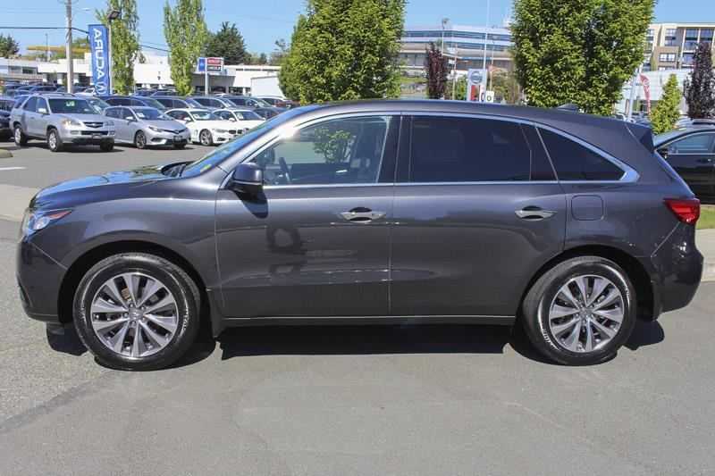 2015 acura mdx sh awd 4dr navi pkg used for sale in victoria at campus acura. Black Bedroom Furniture Sets. Home Design Ideas