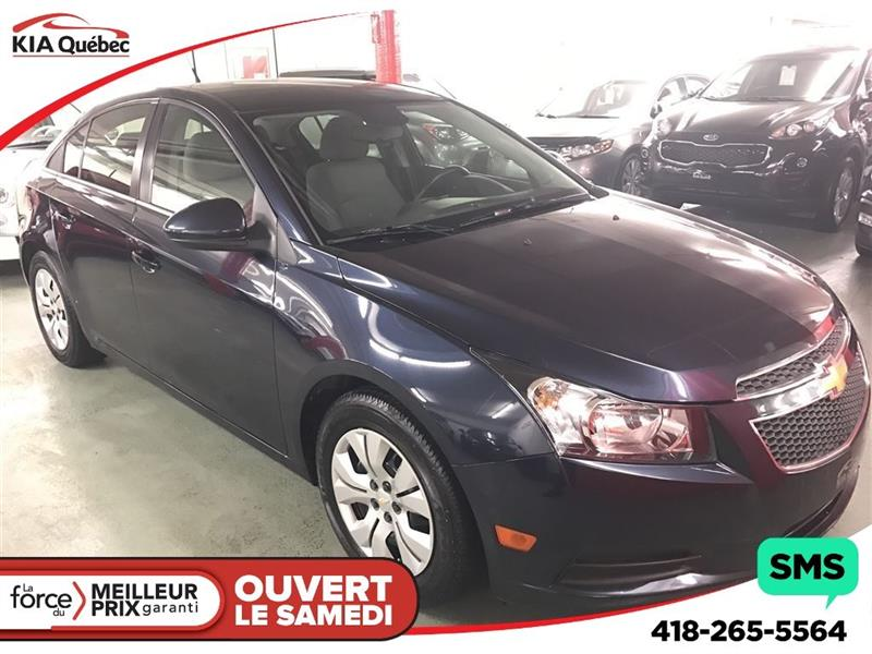 Chevrolet Cruze 2014 LT 1LT *AUTOMATIQUE* #K171104A