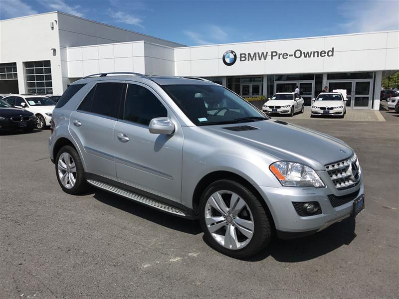 2009 mercedes benz m class ml350 4matic used for sale in for Mercedes benz ml350 2009