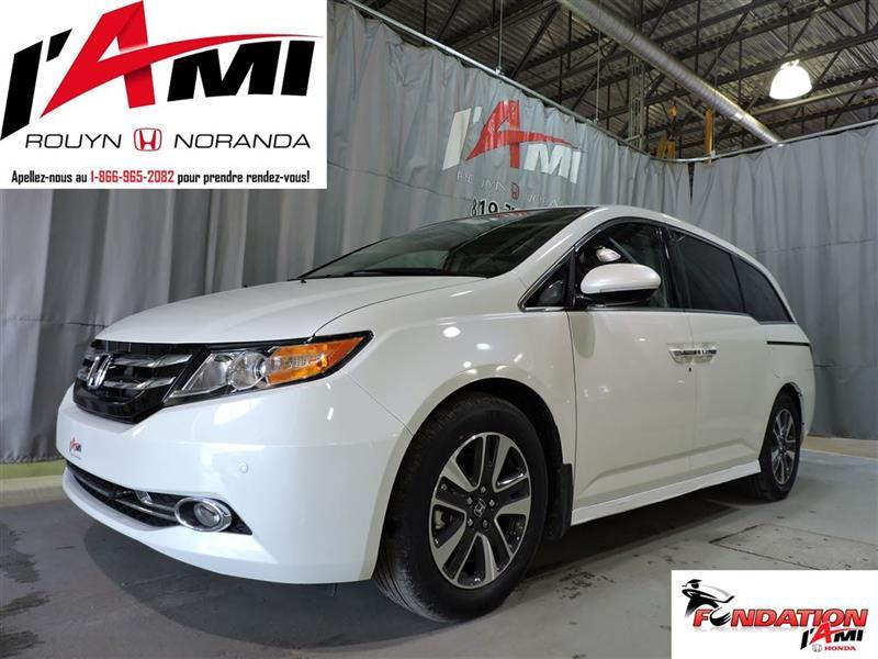 Honda Odyssey 2017 Touring #(17205)