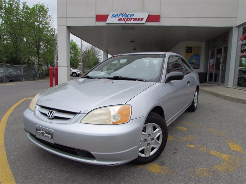 Honda Civic Cpe 2003 2dr Cpe DX Auto #317622-1
