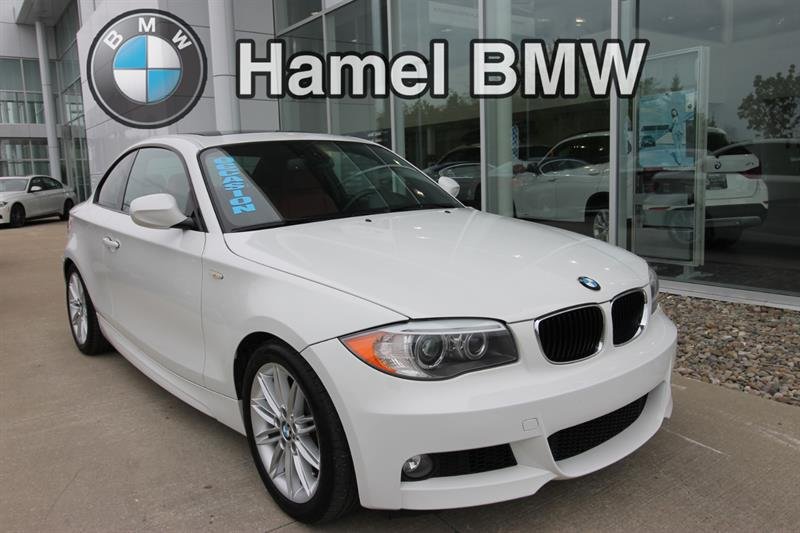 BMW 1 Series 2012 2dr Cpe 128i #U17-115