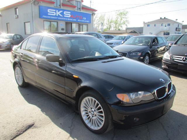 BMW 3 Series Sedan 2005 325xi #SKS-3721-