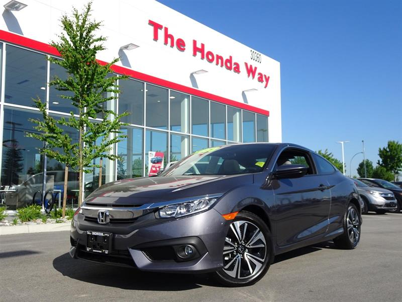 2017 Honda Civic Coupe EX-T #P4997