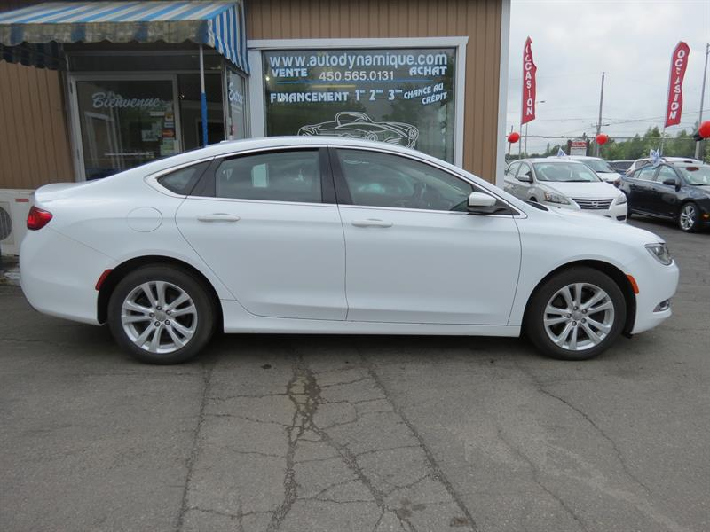 Chrysler 200 2015 4dr Sdn Limited FWD #3715