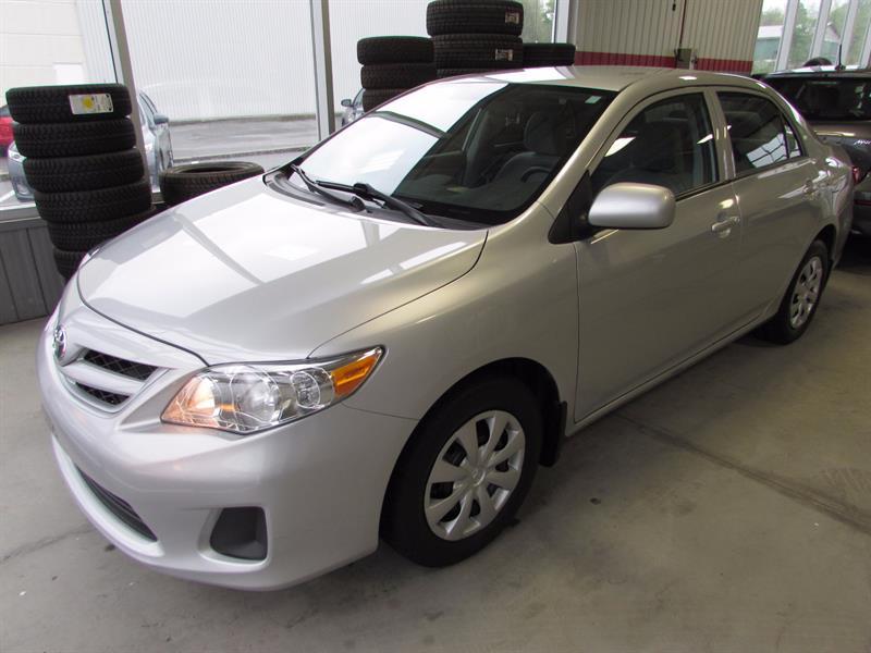 Toyota Corolla 2013 SIEGES CHAUFFANTS BLUETOOTH GARANTIE 36 MOIS  !!!  #U-695