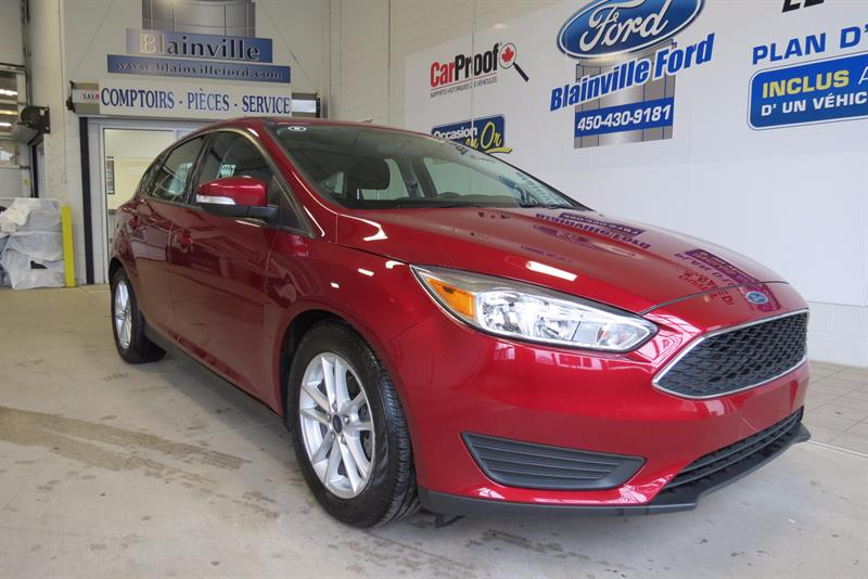 Ford Focus 2016 HACHBACK AUTOMATIQUE MAGS. #160155
