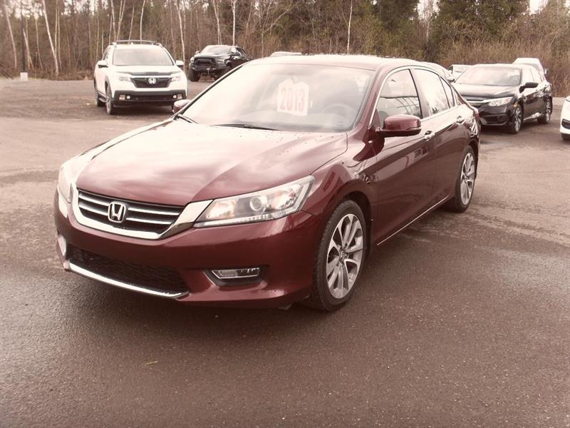 Honda Accord Sedan 2013 Sport #H7516A