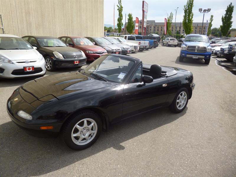 1995 Mazda MX5 Miata Convertible #A7956