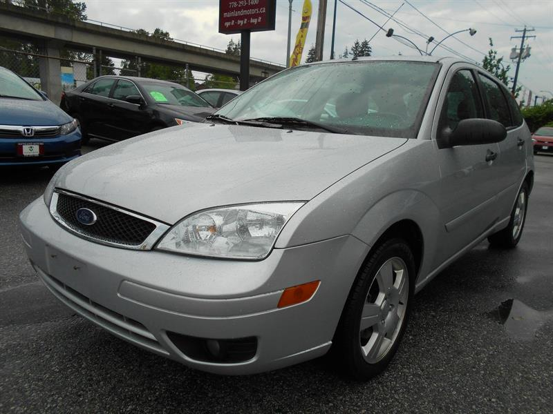 2006 Ford FOCUS SES AUTOMATIC #NGT3991