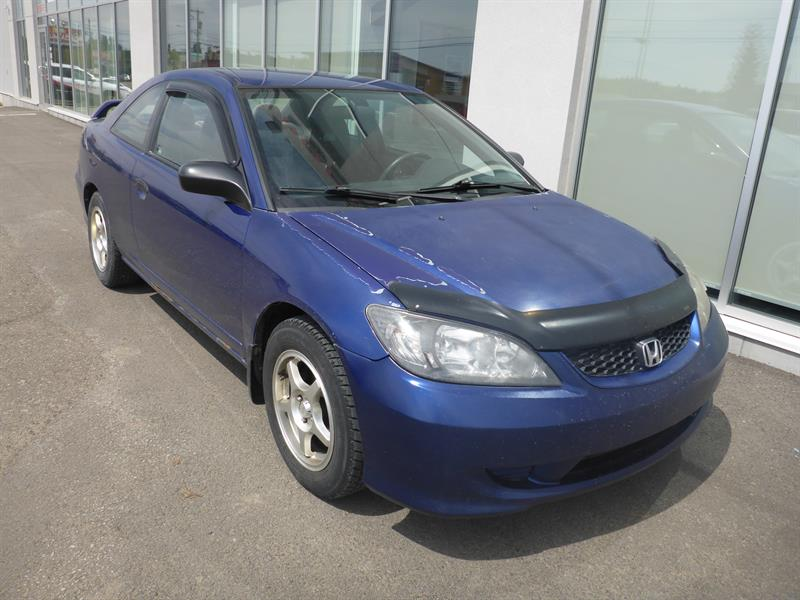 Honda Civic Cpe 2004 Coupé Special Edition #2017278B
