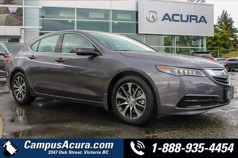 2017 Acura TLX P-AWS Tech #17-4143