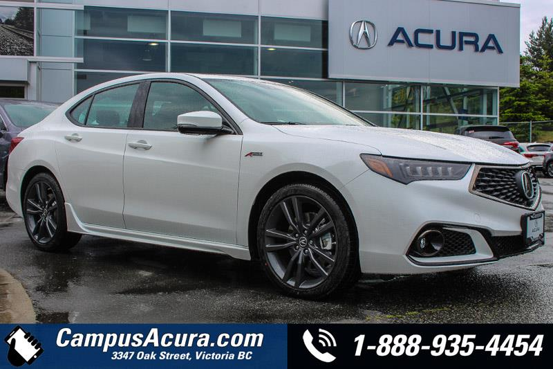 2018 Acura TLX Elite A-Spec SH-AWD Elite A-Spec #18-4000