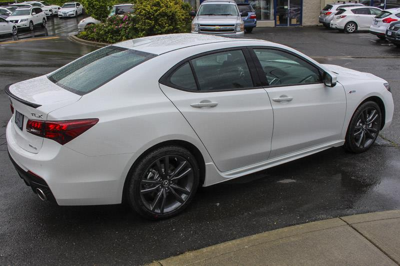 2018 acura tlx elite a spec sh awd elite a spec demonstrator for sale in victoria at campus acura. Black Bedroom Furniture Sets. Home Design Ideas