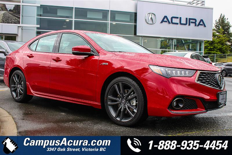 2018 Acura TLX Tech A-Spec #18-4003