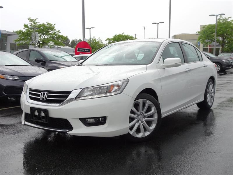 2014 Honda Accord Sedan Touring #LH7587