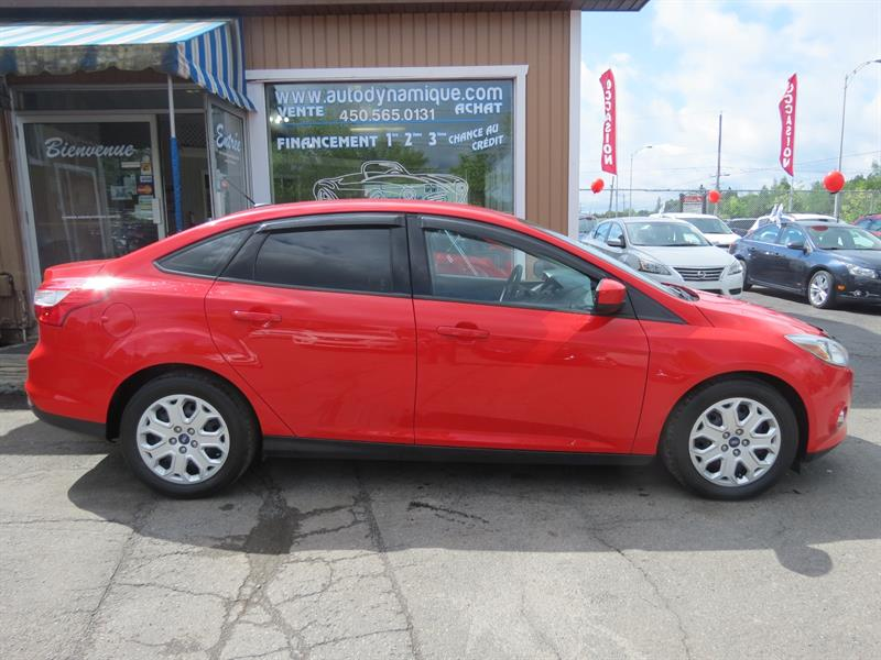 Ford Focus 2012 4dr Sdn SE #3661