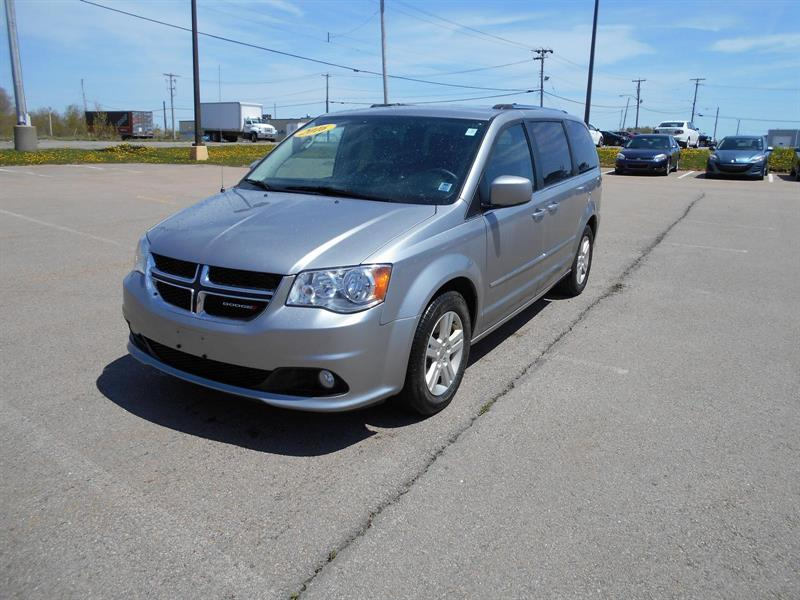 2016 Dodge Grand Caravan Crew Plus #MP-2343