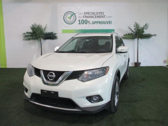 Nissan Rogue 2014 S AWD #2099-11
