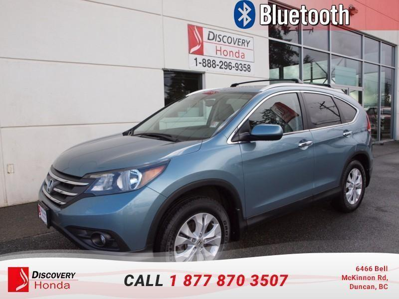 2014 Honda CR-V Touring AWD   - Bluetooth #17-227A