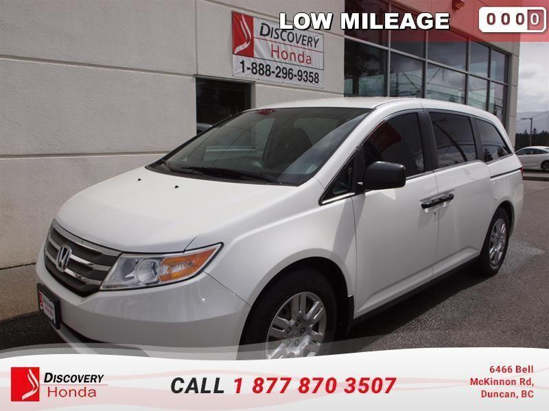 2012 Honda Odyssey LX   - local - audio syst #B2536