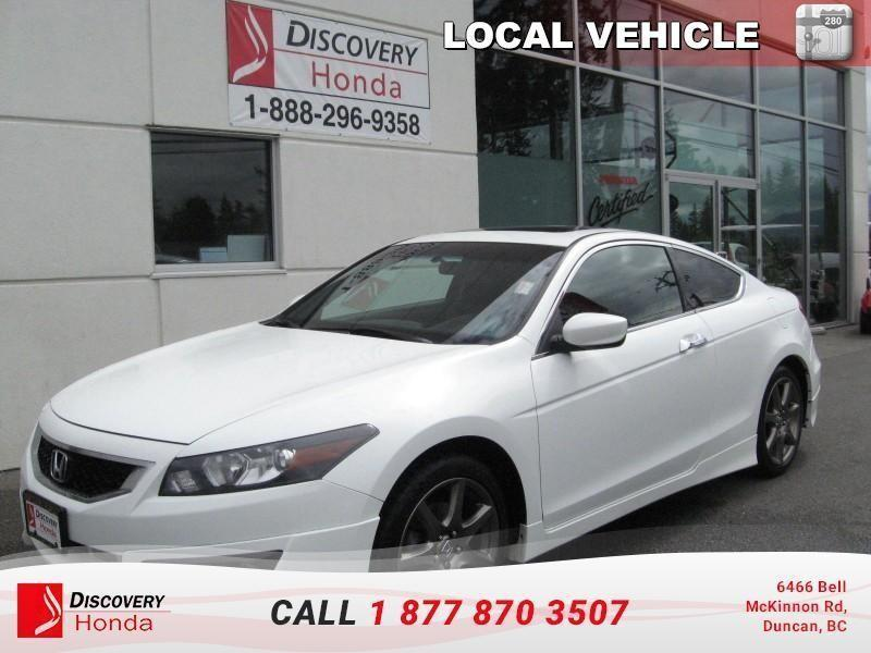 2008 Honda Accord Cpe Cpe EX-L V6 6sp   - one o #17-236A