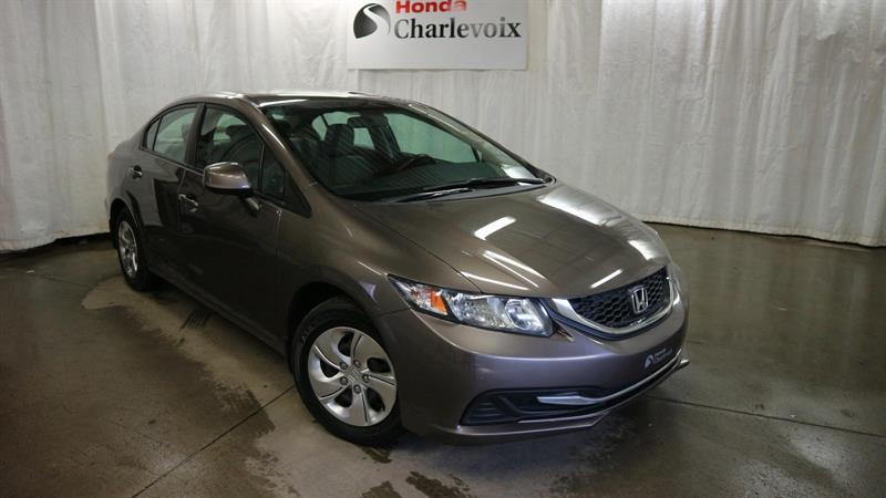 Honda Civic Sedan 2013 LX #C2505A