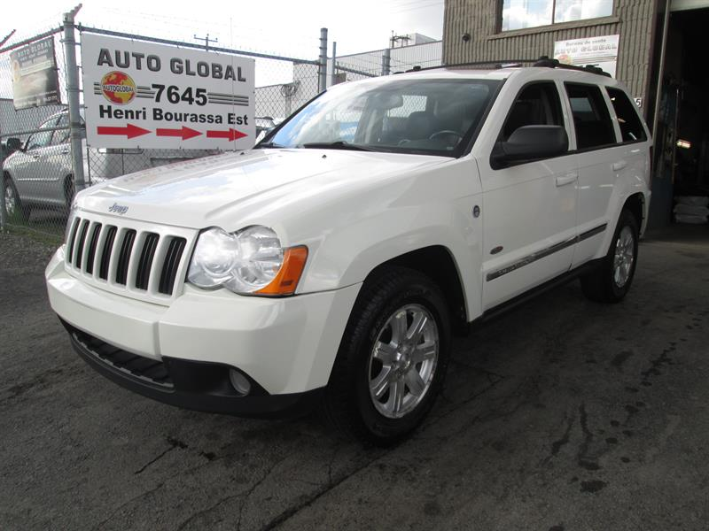 Jeep Grand Cherokee 2008 4WD 4dr Laredo,DIESEL,3.0LITRES #17-501