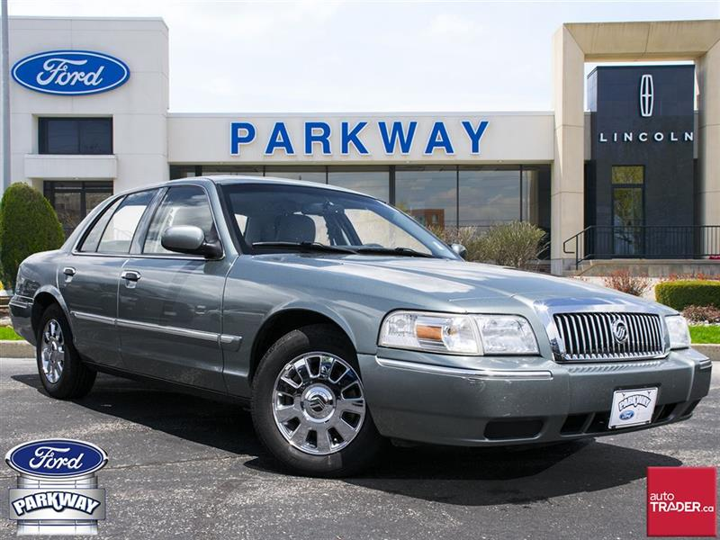 2006 Mercury Grand Marquis LS| LEATHER| AIR CONDITIONING| POWER SEATS #LP9627A