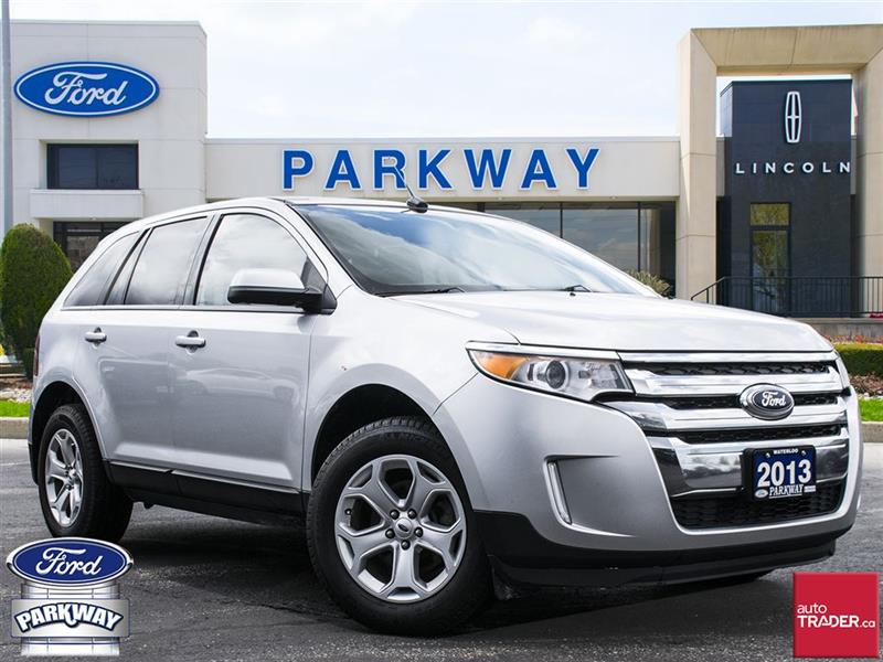 2013 Ford EDGE SEL FWD #P9737