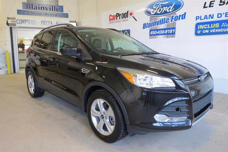Ford Escape 2015 SEL AWD.CUIR. TOIT PANORAMIQUE. #216122