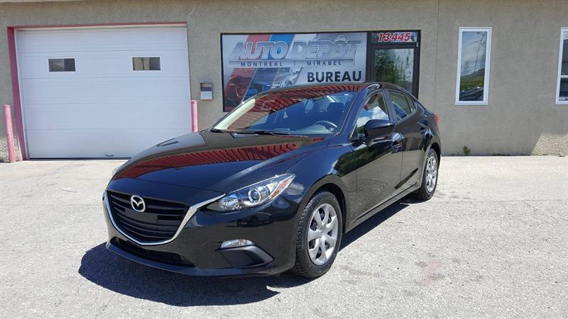 Mazda MAZDA3 2014 4dr Sdn GX-SKY #5882