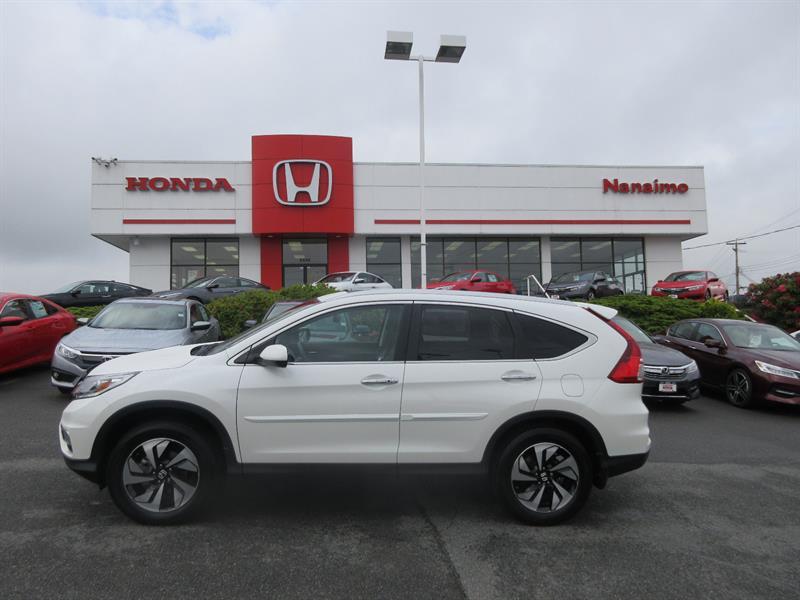 2016 Honda CR-V AWD 5dr Touring #H15640A