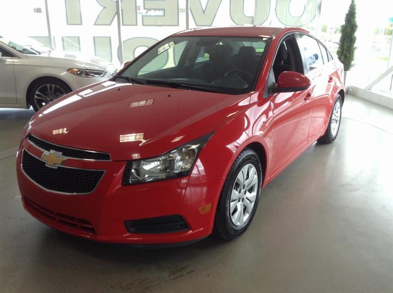 Chevrolet Cruze 2014 1LT #U3109