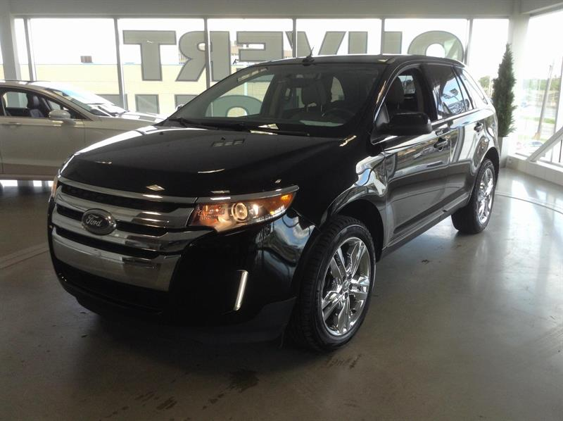 Ford Edge FWD 2012 Limited #L6092A