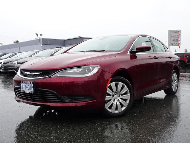 2016 Chrysler 200 LX #16B77