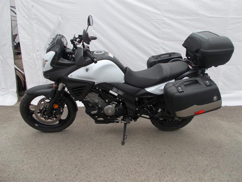 Suzuki V storm 650 2014