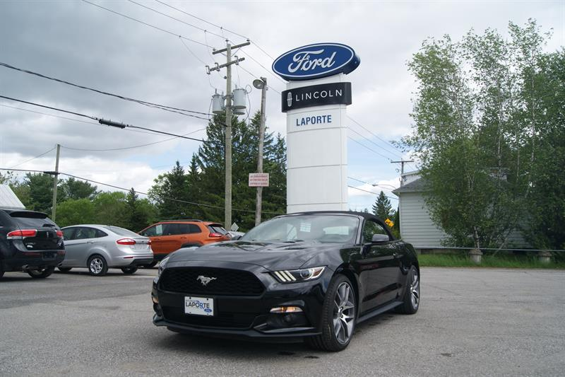 Ford Mustang 2016 EcoBoost Premium #3479