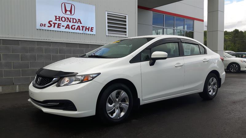 Honda Civic 2014 LX Auto - ***Bluetooth, USB, Cruise, Groupe élect. #h116a