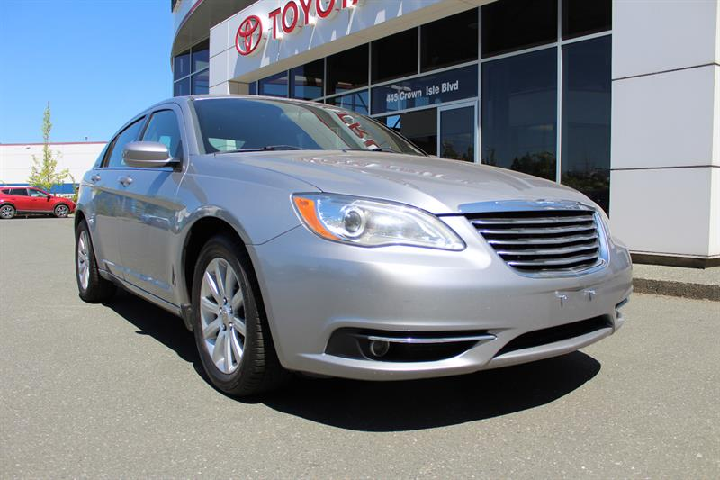 2013 Chrysler 200 4 Door Sedan Touring #P1983