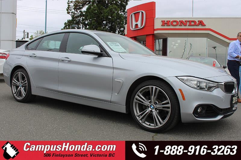 2015 BMW 4 Series 428i Gran Coupe xDrive Premium #17-0386A