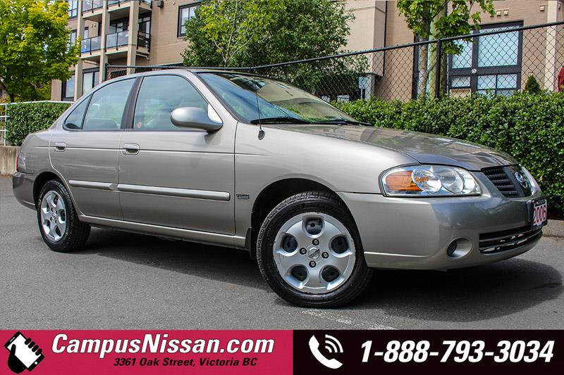 2006 Nissan Sentra 1.8 #A7026