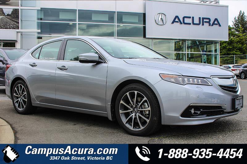 2017 Acura TLX Elite #17-4142