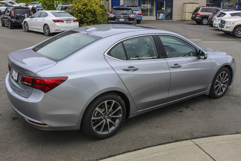2017 acura tlx elite demonstrator for sale in victoria at campus infiniti. Black Bedroom Furniture Sets. Home Design Ideas