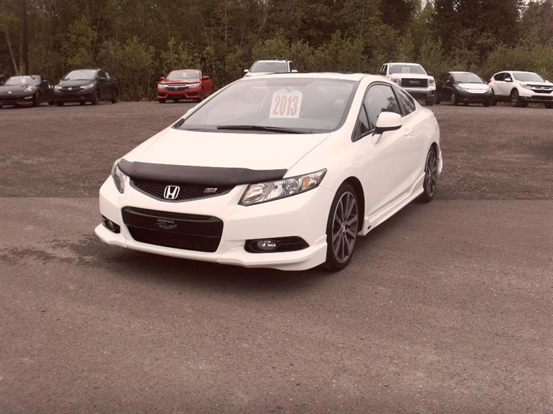 Honda Civic Coupe 2013 HFP #H7607A
