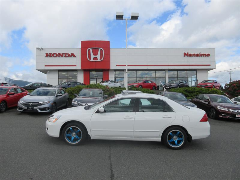 2007 Honda Accord Sdn 4dr V6 AT EX-L #H15624A