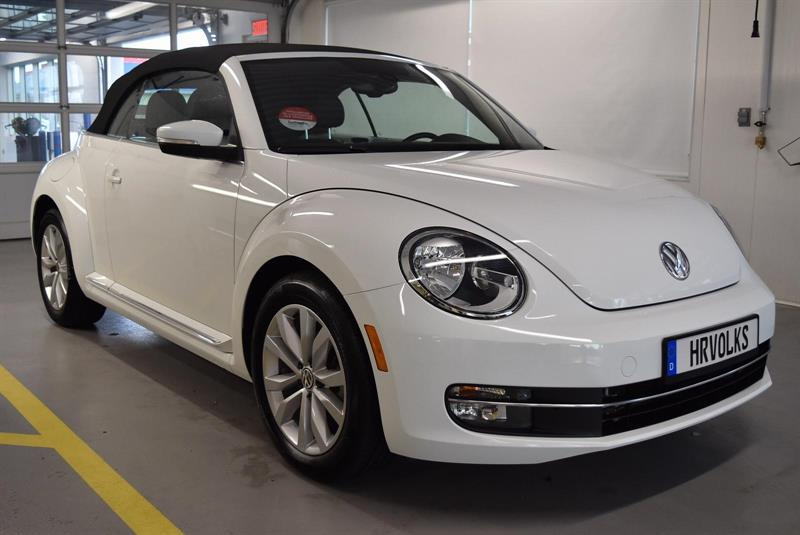 Volkswagen Beetle 2015 COMFORT *0.9% #U7101